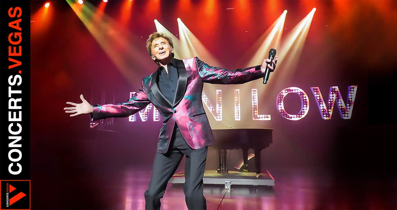 Barry Manilow Concerts