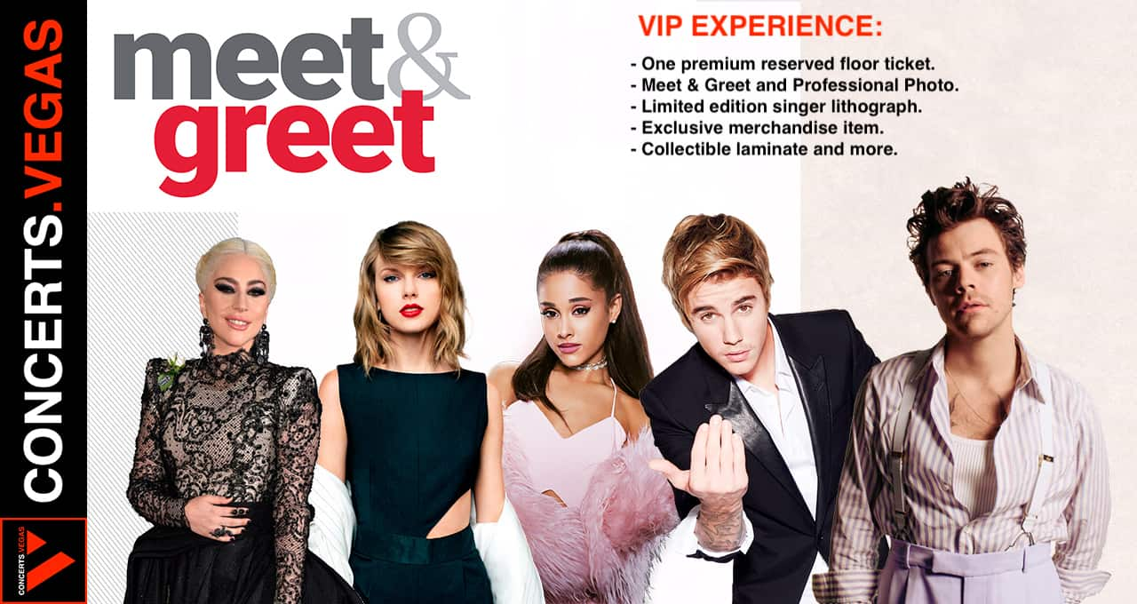Celebrity Meet and Greet Tickets