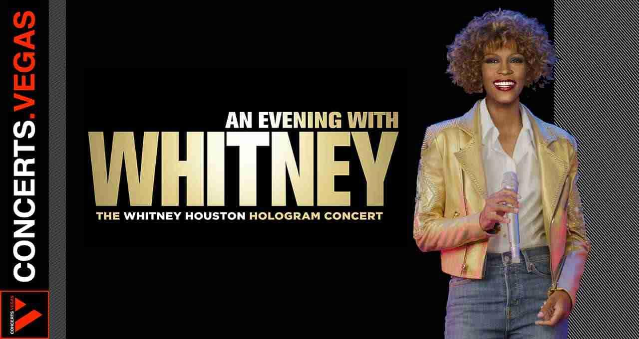 Whitney Houston Hologram Concerts